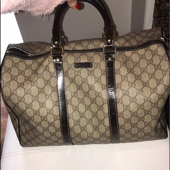 b641a42d2b4 Gucci Handbags - Authentic Vintage Gucci JOY original Boston bag